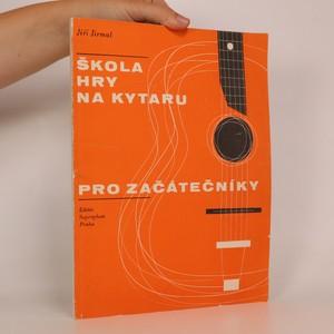 náhled knihy - Škola hry na kytaru pro začátečníky