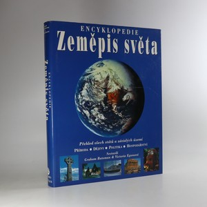 náhled knihy - Encyklopedie Zeměpis světa (je cítit lakem)