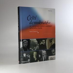 náhled knihy - Čeští demokraté. 50 nejvýznamnějších osobností veřejného života