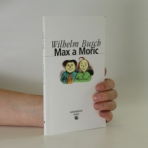 náhled knihy - Max a Mořic
