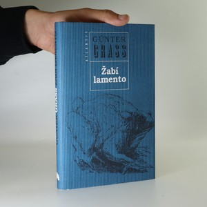 náhled knihy - Žabí lamento