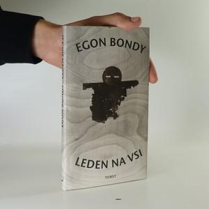 náhled knihy - Leden na vsi
