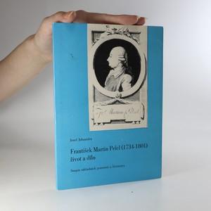 náhled knihy - František Martin Pelcl (1734-1801)