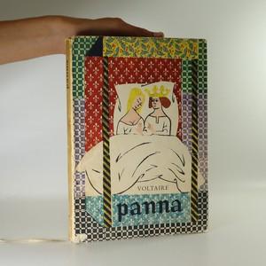 náhled knihy - Panna