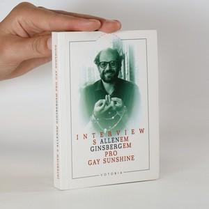 náhled knihy - Interview s Allenem Ginsbergem pro Gay Sunshine