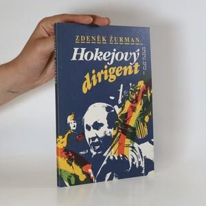 náhled knihy - Hokejový dirigent