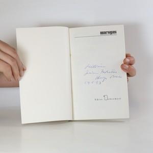antikvární kniha Nebezpečný seznam, 1993