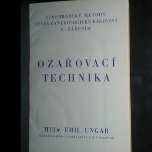 antikvární kniha Ozařovací technika, neuveden