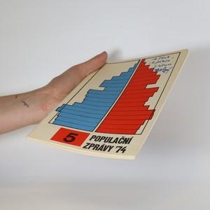 antikvární kniha Populační zprávy '74, 1974