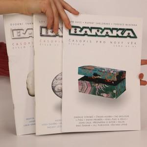 náhled knihy - Baraka. Časopis pro nový věk