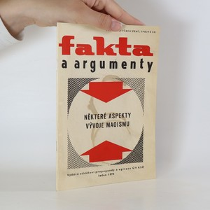 náhled knihy - Fakta a argumenty. Některé aspekty vývoje maoismu