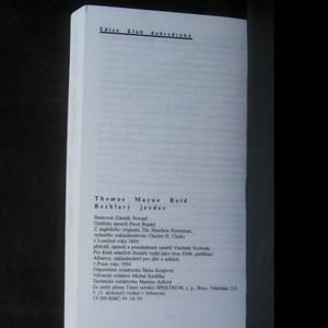 antikvární kniha Bezhlavý jezdec, 1994