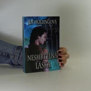 náhled knihy - Nesmrtelná láska