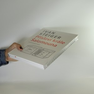 antikvární kniha Přísloví krále Šalomouna (nerozbalená kniha), 2018
