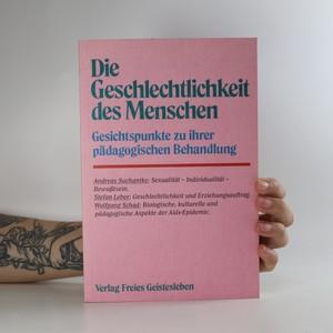 náhled knihy - Die Geschlechtlichkeit des Menschen