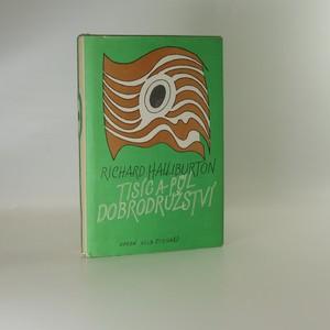 náhled knihy - Tisíc a půl dobrodružství