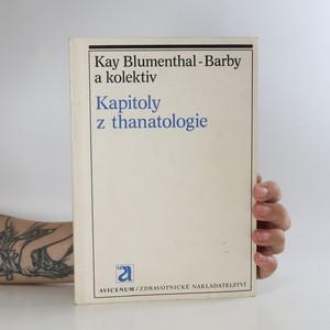náhled knihy - Kapitoly z thanatologie