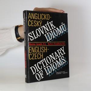 náhled knihy - Anglicko-český slovník idiomů