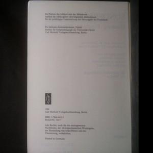 antikvární kniha Sonderpädagogik, 1986