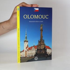 náhled knihy - Olomouc. Historie města a okolí