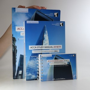 náhled knihy - ACCA. Strategic Business Leader. Study manual. Question bank. Revision cards (3 svazky)