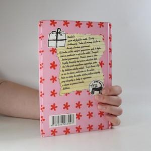 antikvární kniha Editin deník, 2006