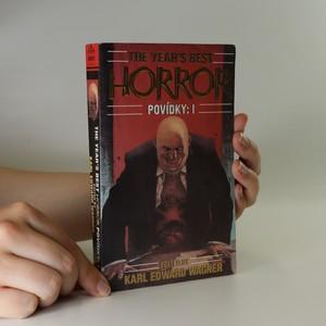 náhled knihy - The year's best horror. Povídky. 1. díl.