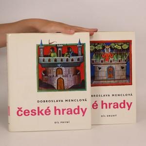 náhled knihy - České hrady (2 svazky, viz foto)