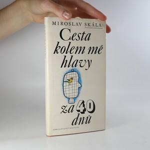 náhled knihy - Cesta kolem mé hlavy za 40 dnů