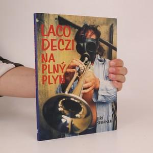 náhled knihy - Laco Deczi na plný plyn (věnování autora)