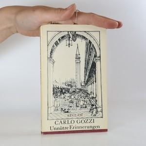 náhled knihy - Unnütze Erinnerungen