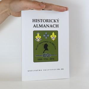 náhled knihy - Historický almanach kbelského skautingu 1936-2016
