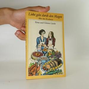 náhled knihy - Liebe geht durch den Magen