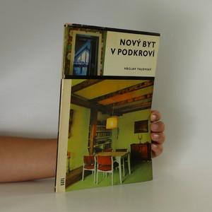 náhled knihy - Nový byt v podkroví