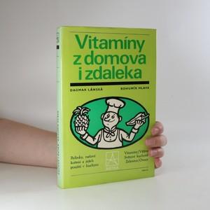 náhled knihy - Vitamíny z domova i zdaleka