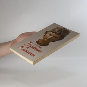 antikvární kniha Valdštýn a Lukrecie, 1979