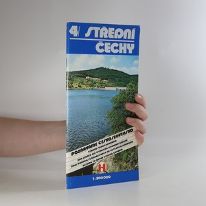 náhled knihy - Poznáváme Československo. Střední Čechy