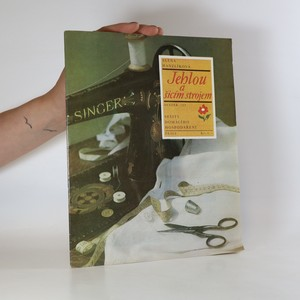 náhled knihy - Jehlou a šicím strojem