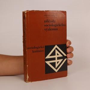 náhled knihy - Základy sociologického výzkumu
