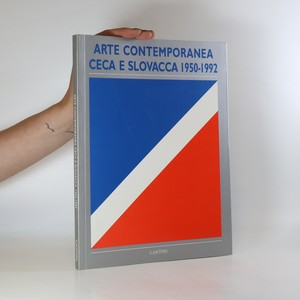 náhled knihy - Arte contemporanea ceca e slovacca 1950-1992