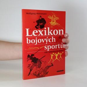 náhled knihy - Lexikon bojových sportů. Od aikida k zenu