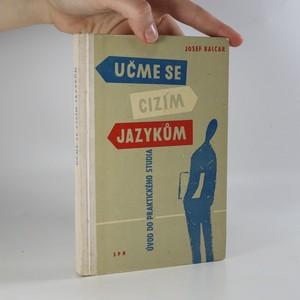 náhled knihy - Učíme se cizím jazykům
