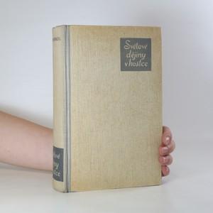 náhled knihy - Světové dějiny v kostce