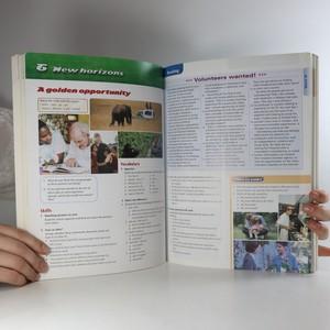 antikvární kniha Matrix. Pre-intermediate Student's book., 2010