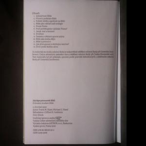 antikvární kniha Jak lépe porozumět Bibli, 2020