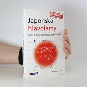náhled knihy - Japonské hlavolamy. Haši, hitori, mozaika a slitherlink