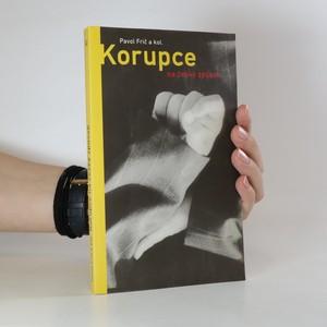 náhled knihy - Korupce na český způsob (podpis autora)