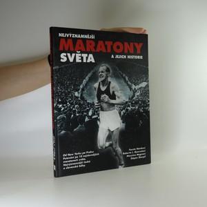 náhled knihy - Nejvýznamnější maratony světa a jejich historie