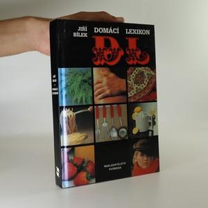 náhled knihy - Domácí lexikon