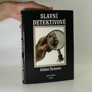 náhled knihy - Slavní detektivové.